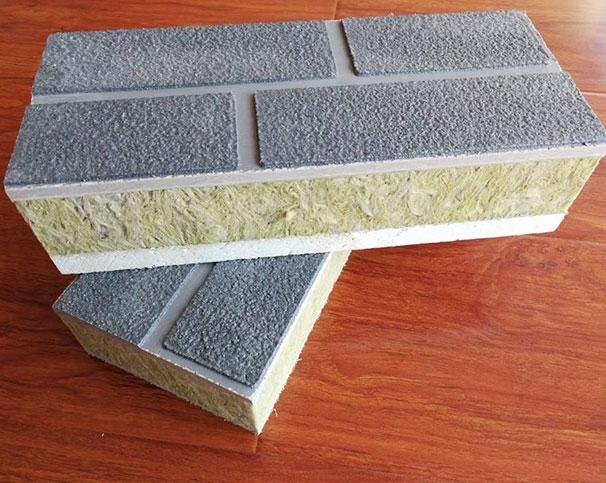 保温装饰板一体板